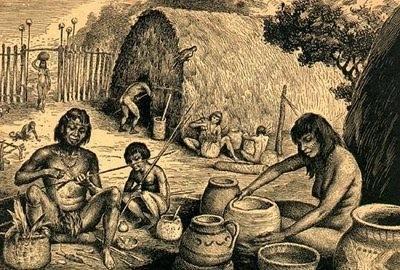 Tribo dos Indios Tremebes (ilustração)