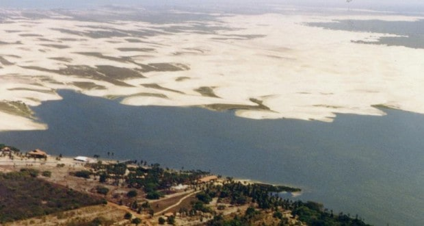 As lagoas mais procuradas do litoral do Piauí