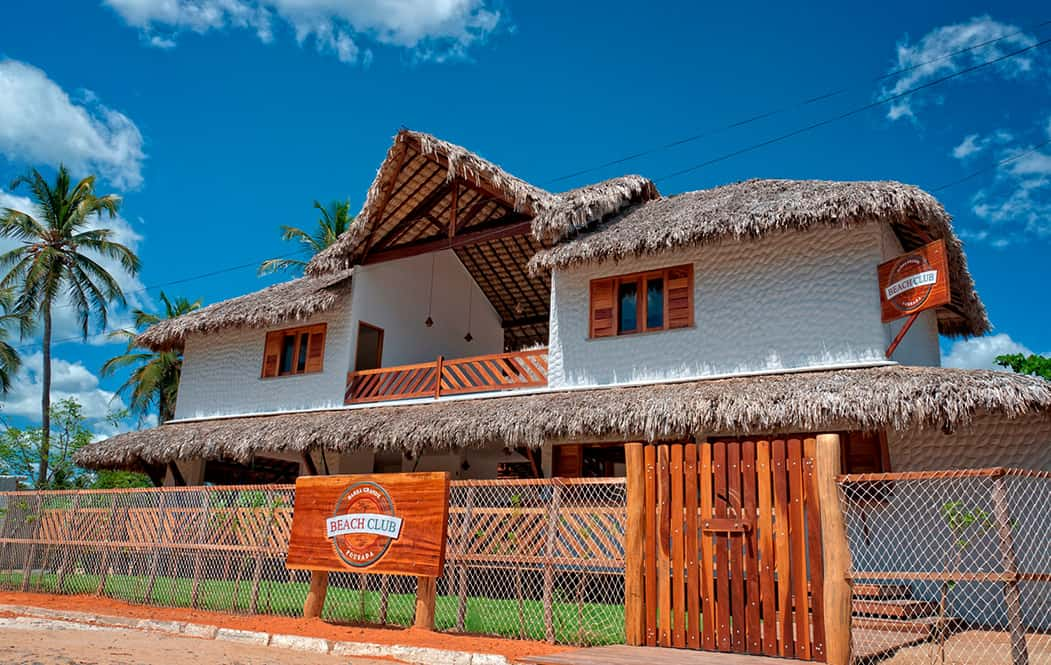 Pousada Barra Grande Beach Club