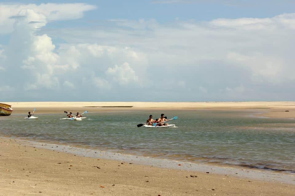 Praia do Macapá - Luís Correia