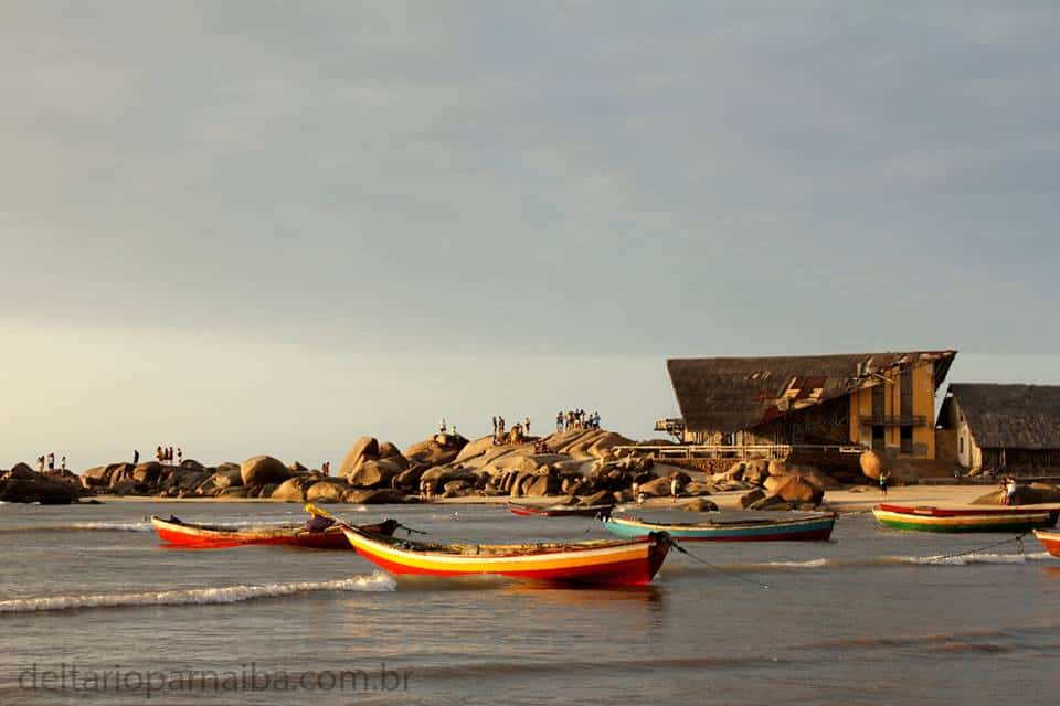 Praia da Pedra do Sal - Foto: Matheus Machado