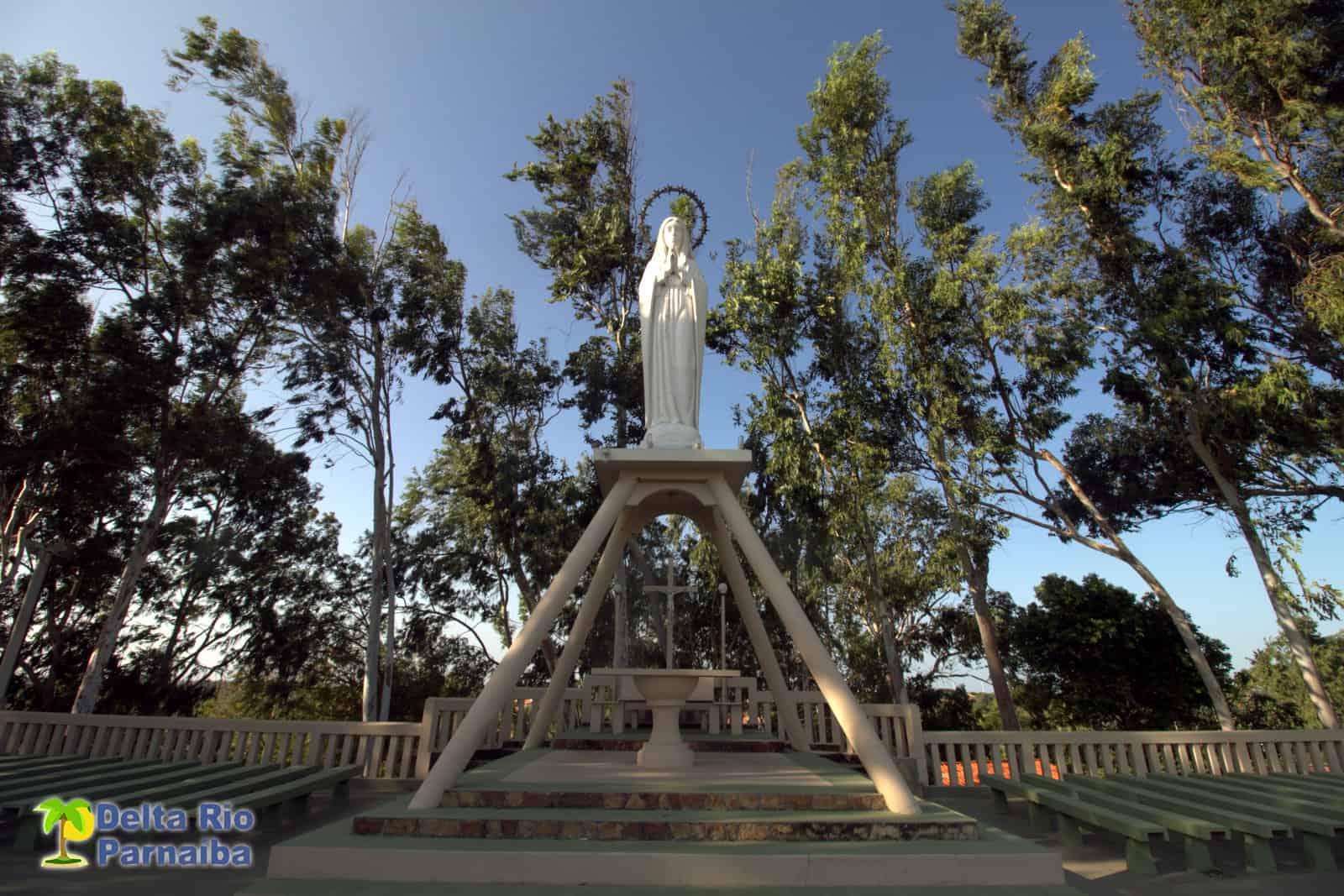 Nossa Senhora dos Pobres - Ilha Grande do Piauí